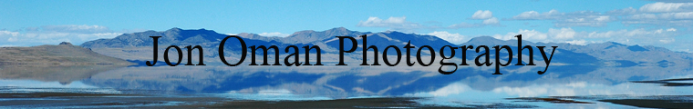 Jon Oman Photography Logo